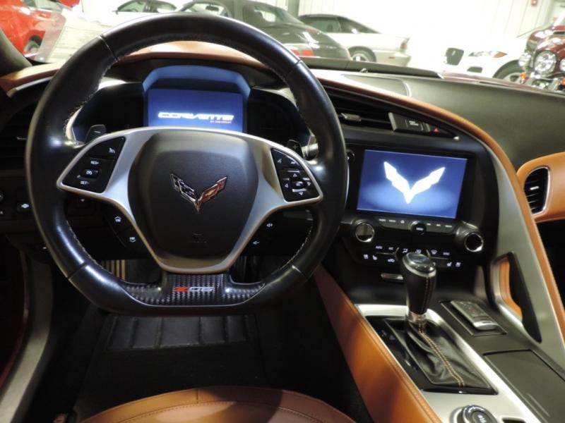 Chevrolet Corvette 2016 price $72,880