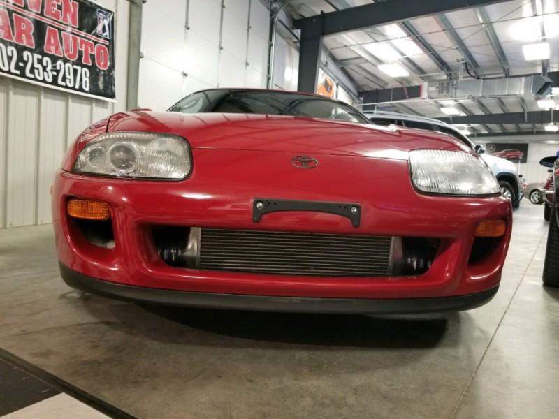 Toyota Supra 1996 price $69,880