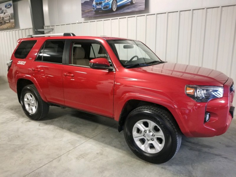 Toyota 4Runner 2019 price $34,880