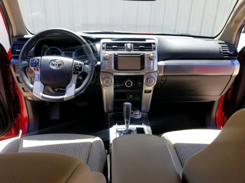 Toyota 4Runner 2019 price $32,980