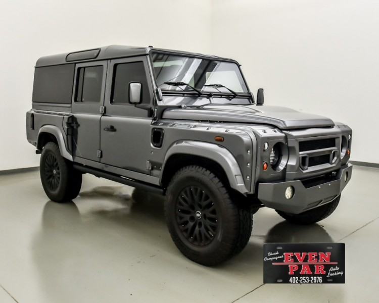 Land Rover Defender 2017 price $149,980
