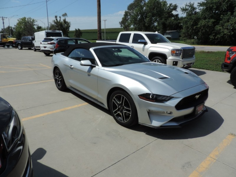 Ford Mustang 2018 price $21,899