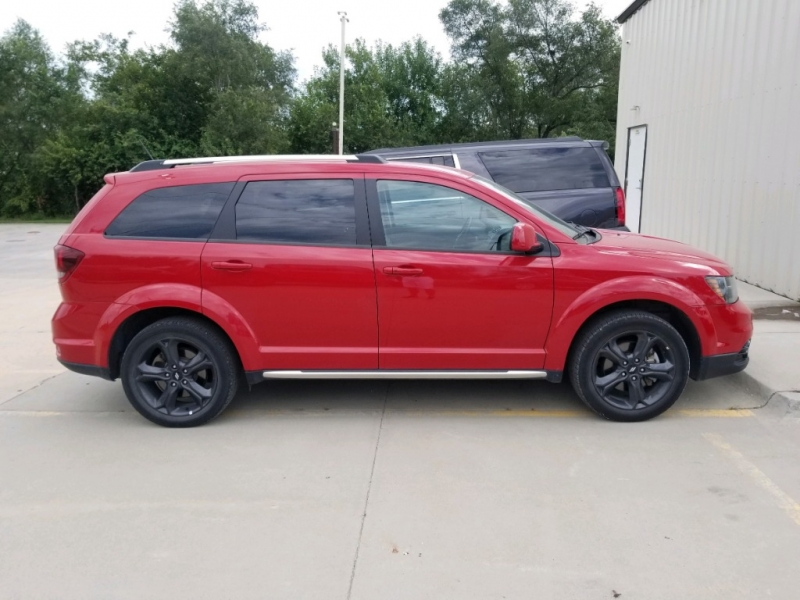 Dodge Journey 2018 price $21,580