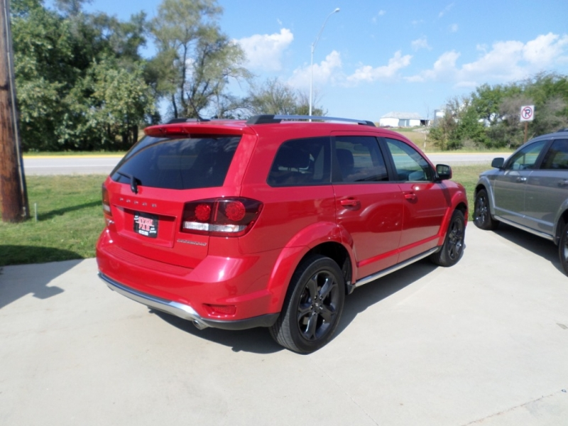 Dodge Journey 2018 price $19,880