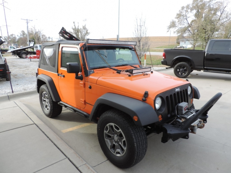 Jeep Wrangler 2013 price $19,980