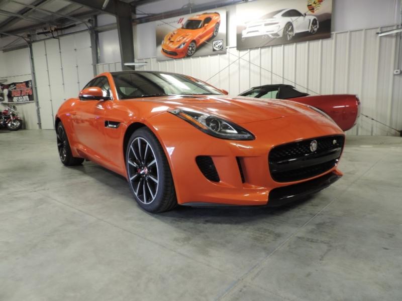 Jaguar F-TYPE 2015 price $39,980