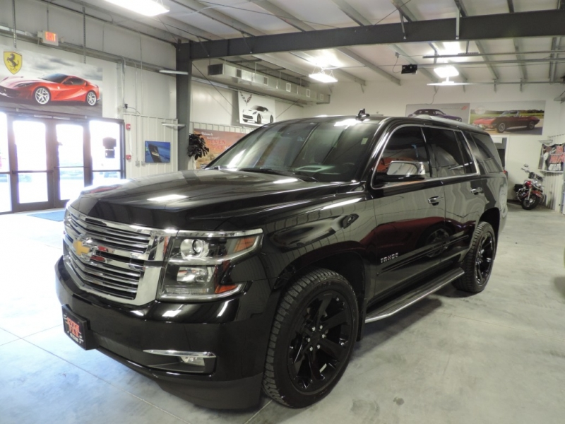 Chevrolet Tahoe 2017 price $43,980