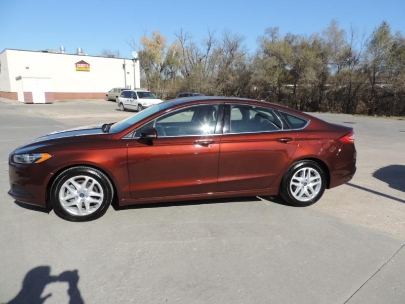 Ford Fusion 2015 price $11,590