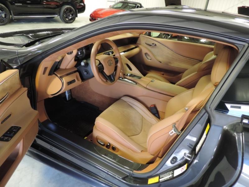 Lexus LC 2018 price $75,480