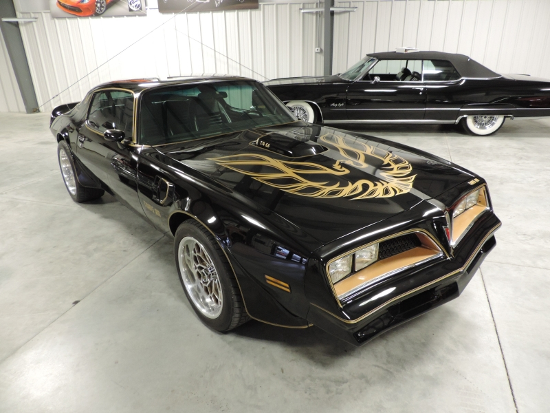 Pontiac Firebird 1978 price $49,980