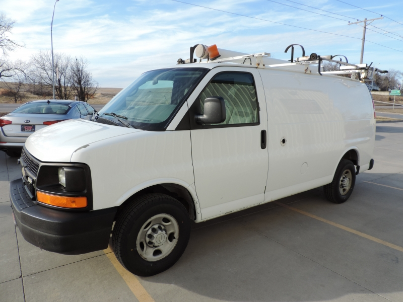 Chevrolet Express Cargo Van 2007 price $8,980