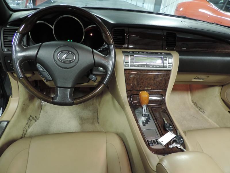 Lexus SC 430 2007 price $22,980