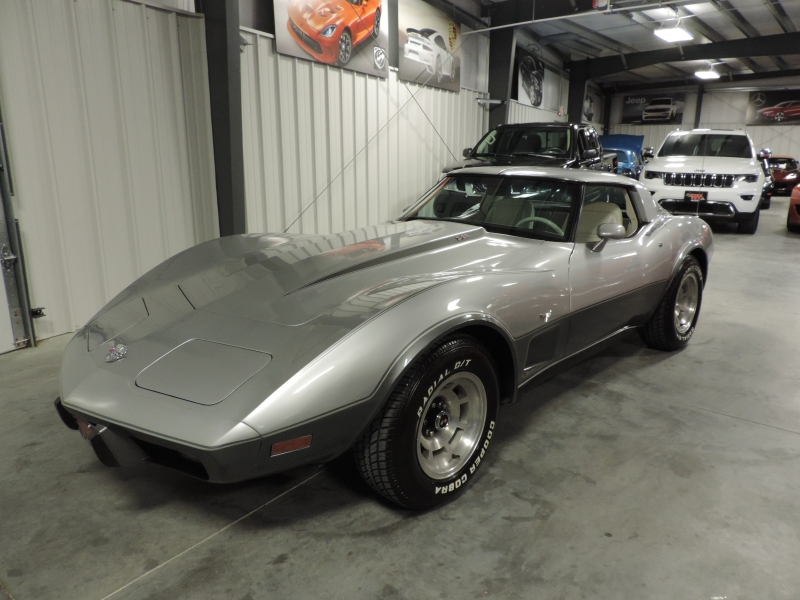 Chevrolet Corvette 1978 price $21,980