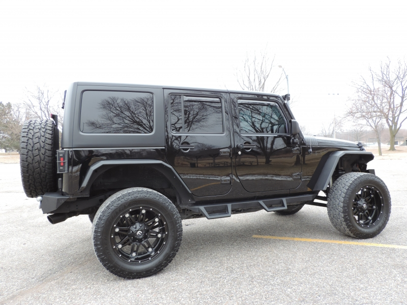Jeep Wrangler Unlimited 2015 price $38,980