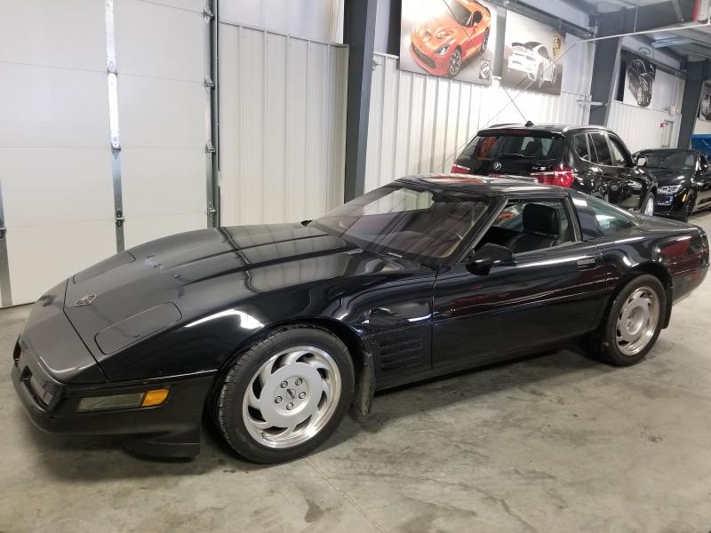 Chevrolet Corvette 1991 price $24,980