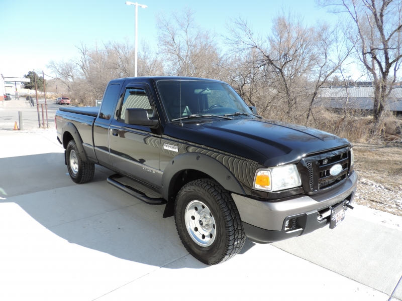 Ford Ranger 2007 price $10,980
