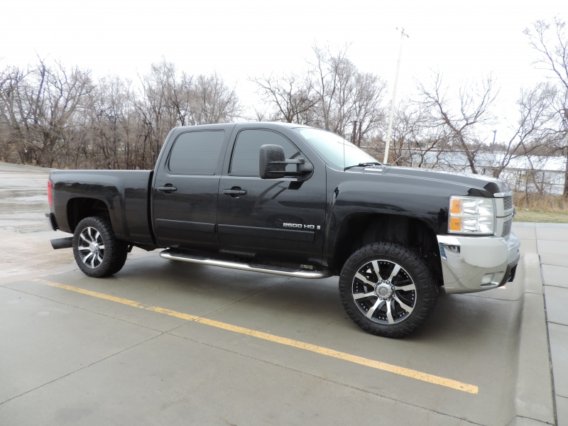 Chevrolet Silverado 2500HD 2008 price $24,880