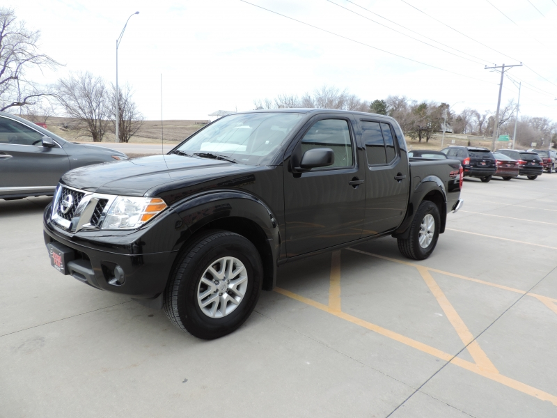 Nissan Frontier 2019 price $23,980