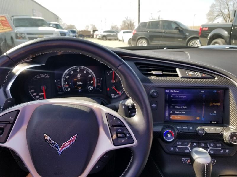 Chevrolet Corvette Stingray 2014 price $44,980