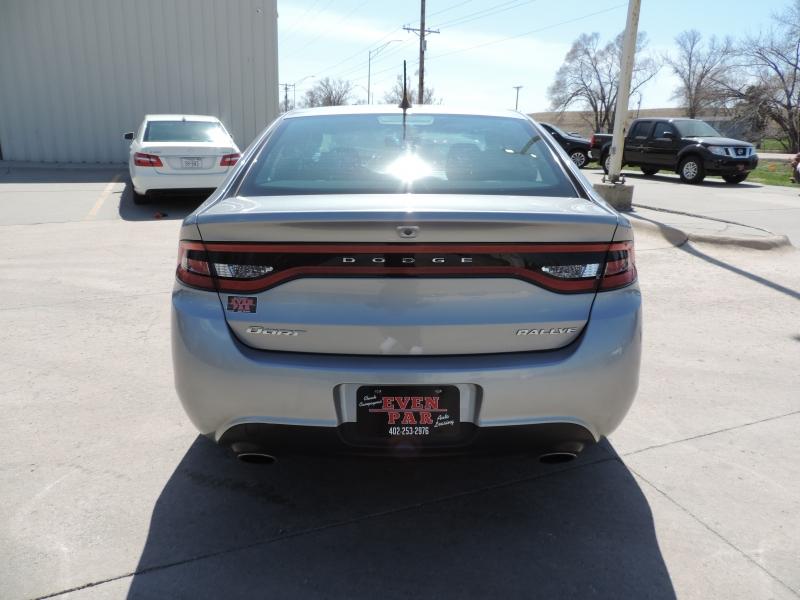 Dodge Dart 2015 price $10,980