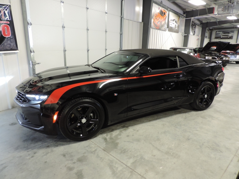 Chevrolet Camaro 2019 price $22,980