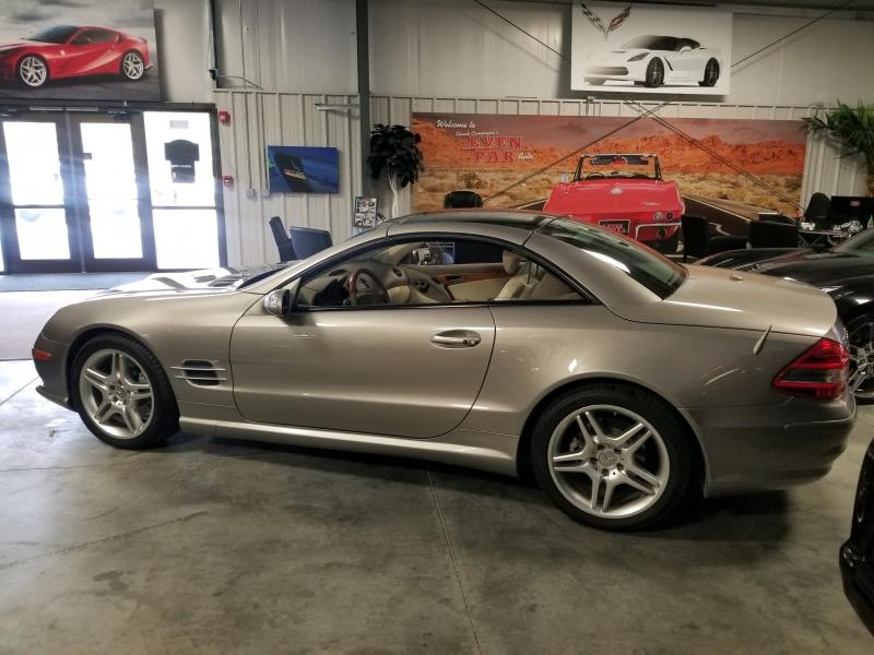 Mercedes-Benz SL-Class 2007 price $34,980