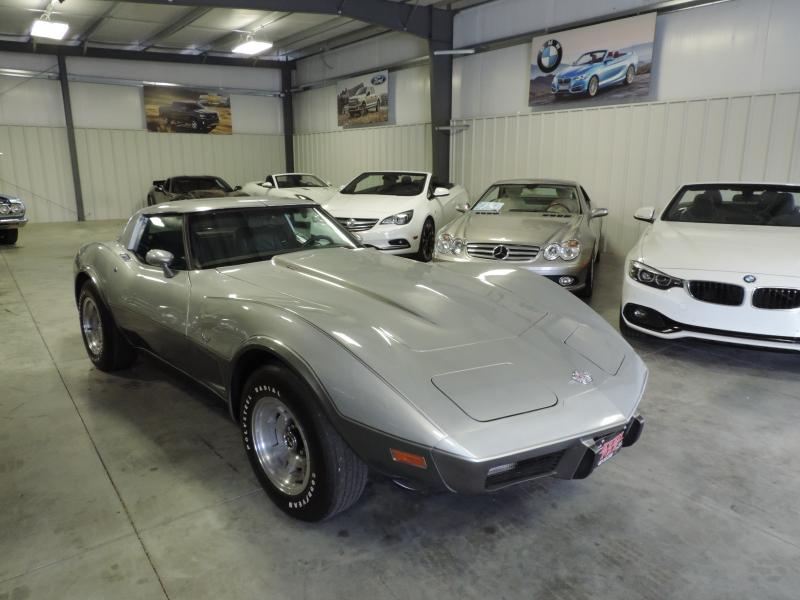 Chevrolet Corvette 1978 price $22,980
