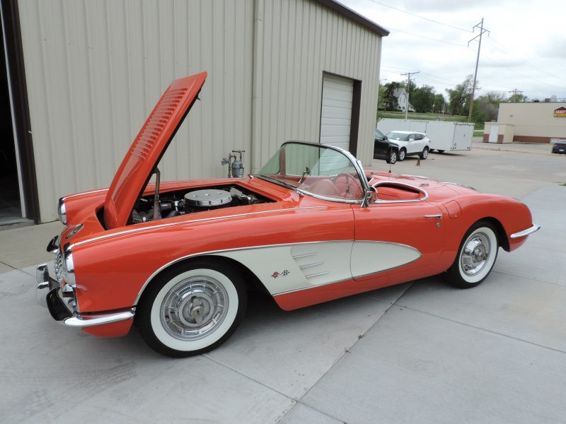 Chevrolet Corvette 1958 price $94,980