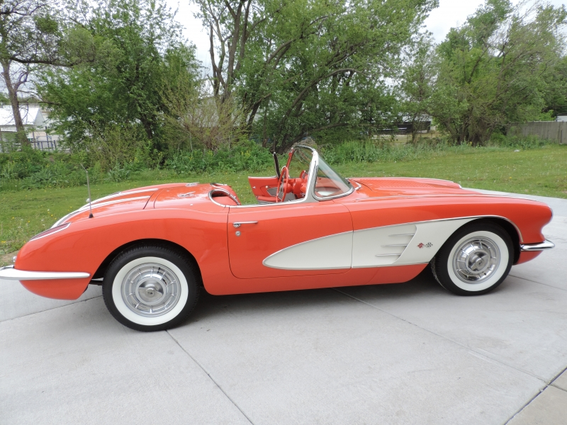 Chevrolet Corvette 1958 price $94,980