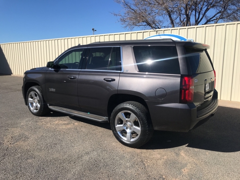 CHEVROLET TAHOE 2016 price $27,997