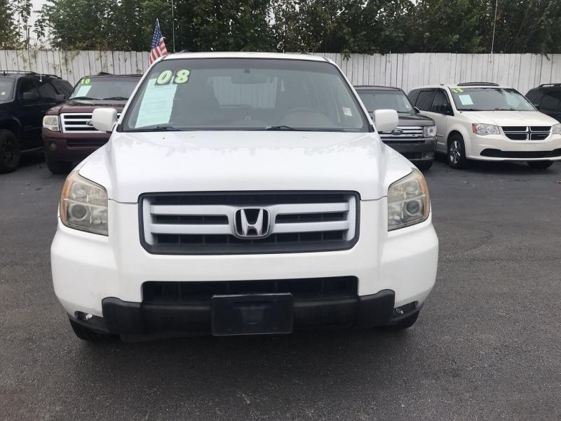 Honda Pilot 2008 price $0