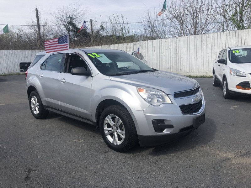 Chevrolet Equinox 2012 price $0