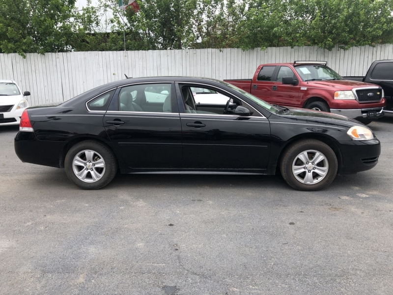 Chevrolet Impala Limited 2014 price $0