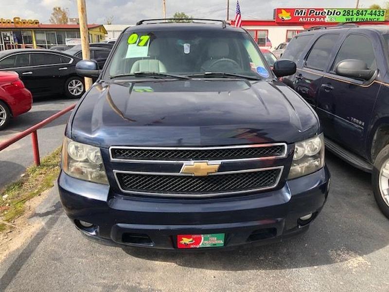 Chevrolet Tahoe 2007 price $0
