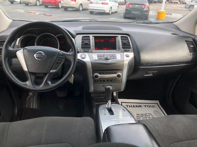 Nissan Murano 2014 price $0