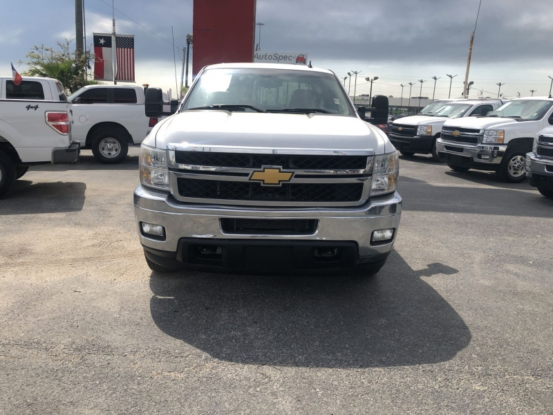Chevrolet Silverado 2500HD 2012 price Call for Pricing.
