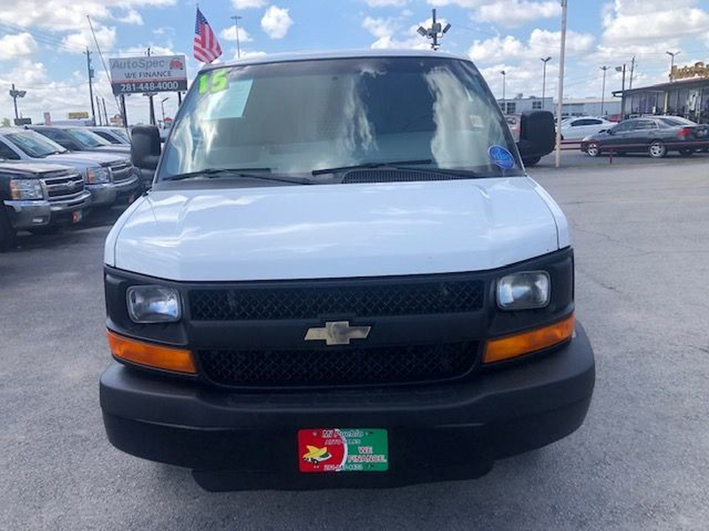 Chevrolet Express 2015 price $0