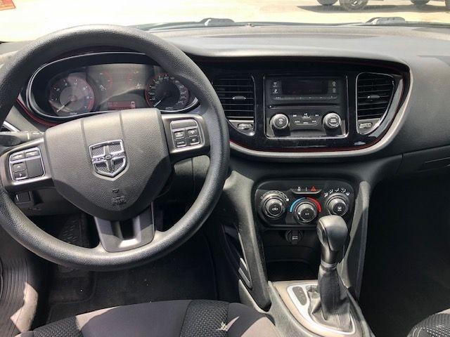 Dodge Dart 2015 price $0