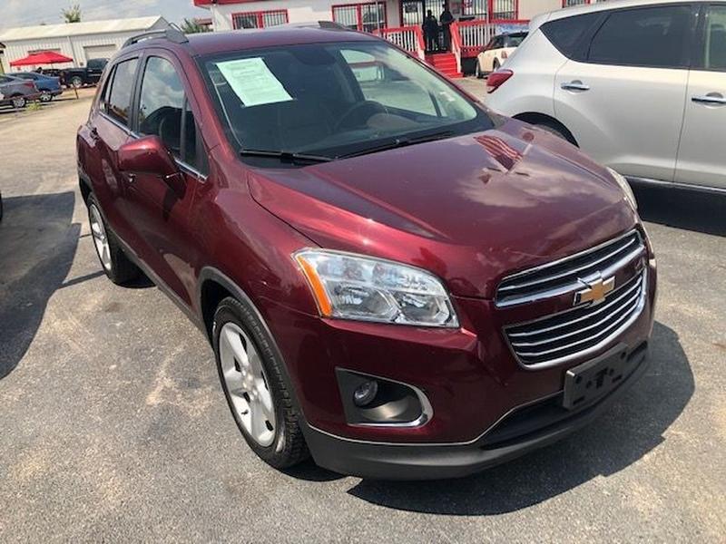 Chevrolet Trax 2016 price $0