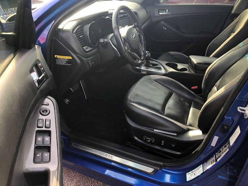 Kia Optima 2013 price $0