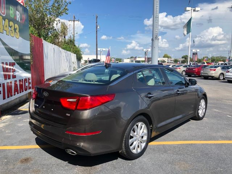 Kia Optima 2014 price $0