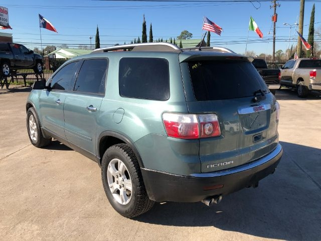GMC Acadia 2009 price Call for Pricing.