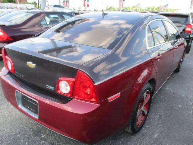 Chevrolet Malibu 2011 price $0