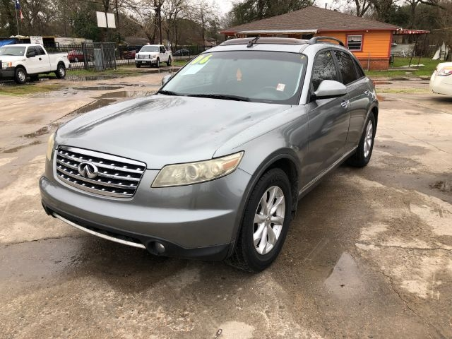 Infiniti FX 2006 price Call for Pricing.