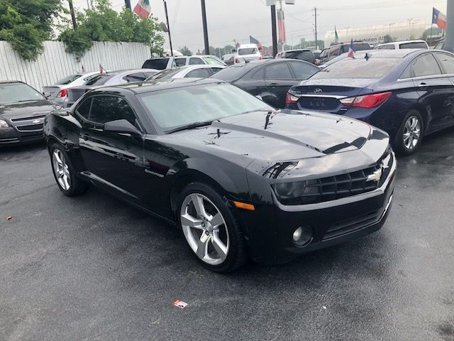 Chevrolet Camaro 2010 price $0