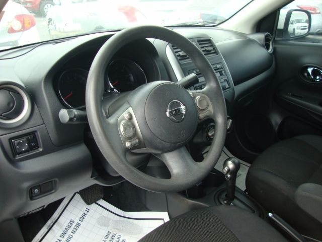 Nissan Versa 2013 price $0
