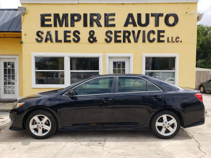 Empire Auto Sales >> 2013 Toyota Camry 4dr Sdn I4 Auto Se