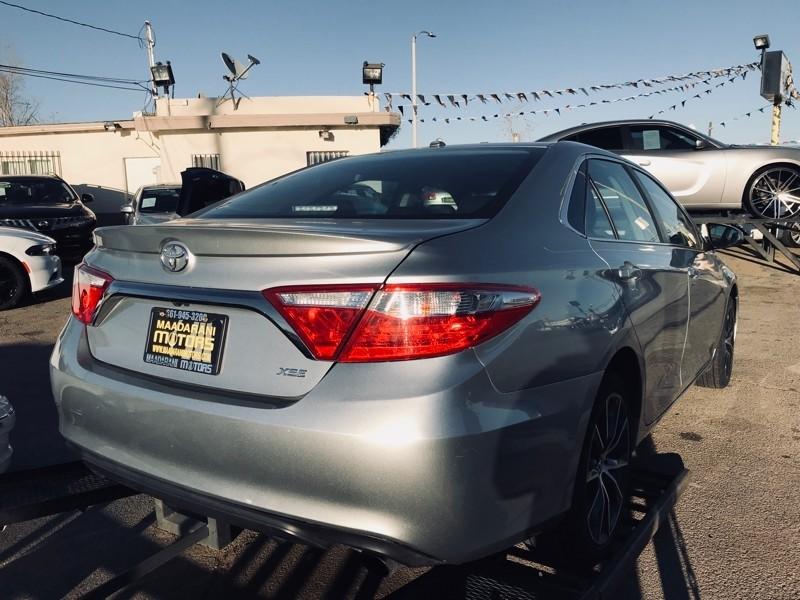Toyota Camry 2016 price $18,500