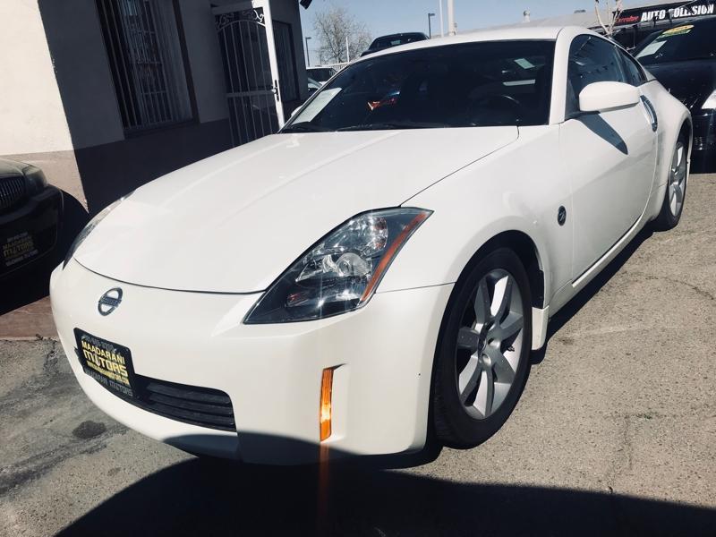 Nissan 350Z 2005 price $12,900