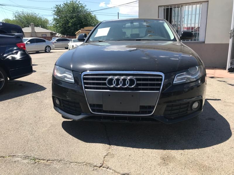 Audi A4 2009 price $10,995